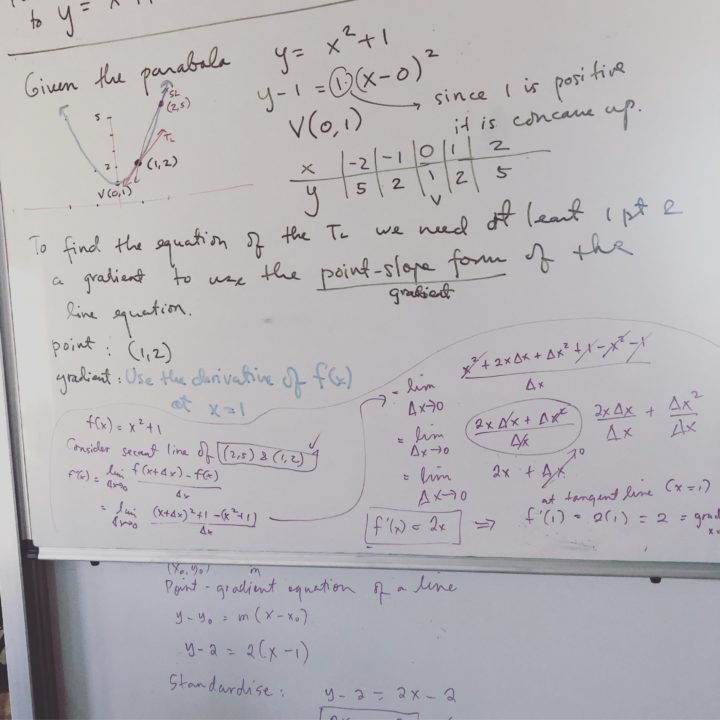 Beginnings of Calculus